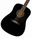 FENDER Acoustic / CD-60S Dreadnought Walnut Fingerboard Black  フェンダー アコースティックギター アコギ フォークギター CD60S 商品画像