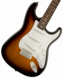 Squier by Fender / Affinity Stratocaster Brown Sunburst Laurel Fingerboard 商品画像
