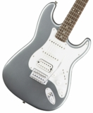 Squier by Fender / Affinity Stratocaster HSS Slick Silver Laurel Fingerboard 商品画像