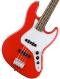 Squier by Fender / Affinity Jazz Bass Race Red Laurel Fingerboard【限定モデル】 商品画像