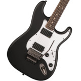 Squier by Fender / Contemporary Active Stratocaster HH Flat Black Rosewood 商品画像