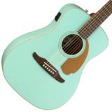 FENDER / MALIBU PLAYER AQUA SPLASH (AQS)【CALIFORNIA SERIES】 フェンダー エレアコ アコースティックギター アコギ  商品画像