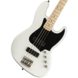 Squier by Fender / Contemporary Active Jazz Bass HH Flat White スクワイア 商品画像