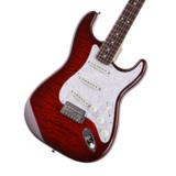 Fender / ISHIBASHI FSR Made in Japan Hybrid II Stratocaster Rosewood Transparent Red Burst フェンダー 商品画像