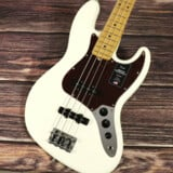 Fender / Fender/ American Professional II Jazz Bass Maple Fingerboard Olympic White フェンダー   【S/N US20083783】【梅田店】 商品画像