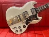 1964 SG Standard w/Maestro Vibrola VOS Polaris White【S/N 001582】 商品画像