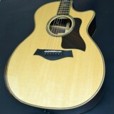 Taylor / 814ce V-Class Natural 【S/N:1209250052】 商品画像