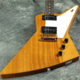 Gibson USA / Explorer Antique Natural 《豪華特典付き!/+80-set21419》 ギブソン エレキギター [SN 228800286] 商品画像