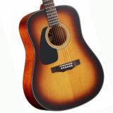 Morris / M-350LH TS (タバコサンバースト) 【左利き用】【アウトレット特価】 モーリス アコースティックギター フォークギター アコギ 商品画像
