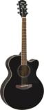 YAMAHA / CPX600 BL (Black) 【アウトレット特価】 ヤマハ アコースティックギター エレアコ アコギ CPX-600BL 《/+2308111771009》 商品画像