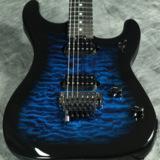 EVH / 5150 Series Deluxe Ebony Fingerboard Transparent Blue Burst 【SN EVH2001197】 商品画像