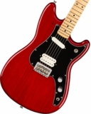 Fender / Player Duo-Sonic HS Maple Fingerboard Crimson Red Transparent[S/N:MX19143777]《アウトレット特価》 商品画像