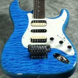 Fender / Michiya Haruhata Stratocaster Caribbean Blue Trans《/+661944400》[SN JD20019668] 商品画像