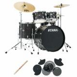 TAMA / IE52KH6HC-BOW IMPERIALSTAR ドラムセット 22BD スタンダードサイズ サイレントパック  商品画像