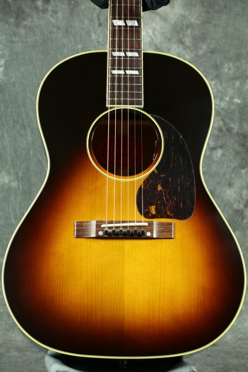 Gibson / Nathaniel Rateliff LG-2 Western Vintage Sunburst