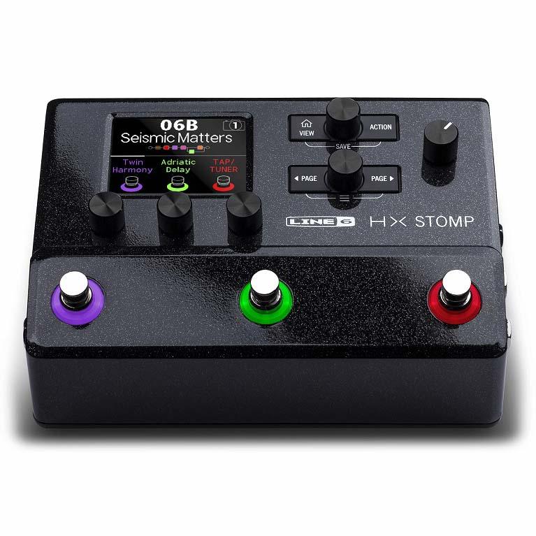 LINE6 / HX STOMP [新品箱ボロアウトレット特価]
