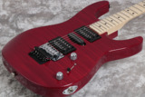 G&L / Invader Plus Clear Red Maple Fingerboard with Floyd Rose ジーアンドエル【チョイキズ大特価】【SALE2020】 商品画像