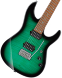 Ibanez / Prestige MSM100-FGB (Fabula Green Burst) Marco Sfogli Signature Model アイバニーズ【新品特価】 商品画像