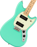 Fender / Player Mustang 90 Maple Fingerboard Seafoam Green フェンダー 【アウトレット特価】 商品画像