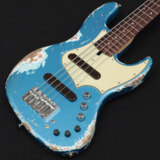 Xotic / XJ-1T 5st Lake Placid Blue over Sonic Blue Heavy Aged Alder/R MH 2245 商品画像