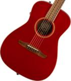 Fender / Malibu Classic Pau Ferro Fingerboard Hot Rod Red Metallic (アウトレット特価) 商品画像