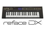 YAMAHA ヤマハ / reface DX FMシンセサイザー 【店頭展示処分特価品】【SALE2020】 商品画像