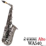 WINDPAL / 《60ヵ月保証》アルトサックス WA540 Black Nickel Plate ウインドパル 商品画像