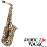 WINDPAL / 《60ヵ月保証》アルトサックス WA560 ANTIQUE ウインドパル 商品画像