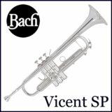 Bach / バックVincent ヴィンセント SP シルバーメッキ仕上げ トランペット B♭ 商品画像
