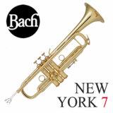 Bach / NEW YORK 7 GL バック ニューヨーク7 トランペット B♭ ラッカー仕上 【お取り寄せ】 商品画像