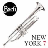 Bach / NEWYORK 7 SP バック ニューヨーク7 トランペット B♭ シルバーメッキ仕上 【お取り寄せ】 商品画像