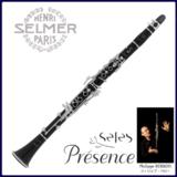 Selmer / PRESENCE セルマー プレザンス B♭クラリネット 《出荷前調整》《5年保証》 商品画像