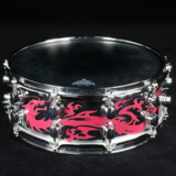 【中古】Mapex / Oriental Dragon Snare Drum ?Limited Edition? ST755PH Steel Shell スネアドラム 商品画像