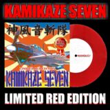 STOKYO / Kamikaze Seven (7inch Vinyl)(Limited Red Edition) 商品画像