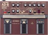 BOSS / AD-8 Acoustic Guitar Processor ボス 商品画像
