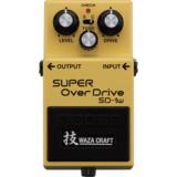 BOSS / SD-1W Super Over Drive 技 Waza Craft 台湾製  【店頭展示処分アウトレット大特価】【オーバードライブ】【SALE2020】 商品画像