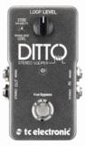 tc.electronic / Ditto Stereo Looper ステレオルーパー【数量限定・新品特価】 商品画像