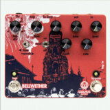 WALRUS AUDIO / BELLWETHER Analog Delay with Analog Chorus Engine 【展示品アウトレット特価】【SALE2020】 商品画像