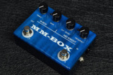 Day's Corporation (ATELIER Z) / OUT BOARD BASS PREAMP MM-BOX Limited TP-BLUE 【SALE2020】【OCZBG】 商品画像