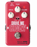 EBS / DRIVE ME CRAZY Hi Gain Distortion 【ディストーション】【SALE2020】 商品画像