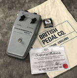 The British Pedal Company / Special Edition 50th Anniversary MKII Tone Bender OC81D 商品画像