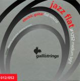 gallistrings / JF1252 jazz flat MEDIUM LIGHT ガリ エレキギター弦 フラットワウンド弦 商品画像