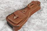 KAVABORG / UKLL200-21 YEL カヴァボーグ レザータイプ ソプラノウクレレ用ケース 商品画像