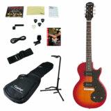 Epiphone / Les Paul SL HS (Heritage Cherry Sunburst) 【エレキギター入門14点セット】 エピフォン エレキギター レスポール 入門 初心者 商品画像
