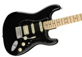 Fender USA / American Performer Stratocaster HSS Maple Fingerboard Black フェンダー 商品画像
