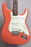 Fender / Made in Japan Traditional 60s Stratocaster Rosewood Fingerboard Fiesta Red 商品画像