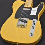 Fender / Made in Japan Heritage 50s Telecaster Maple Fingerboard Butterscotch Blonde 商品画像