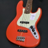 Fender / Made in Japan Traditional 60s Jazz Bass Rosewood Fingerboard Fiesta Red 商品画像