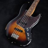 Fender / 60th Anniversary Road Worn Jazz Bass Pau Ferro Fingerboard, 3-Color Sunburst ≪S/N:MXJ00856≫ 商品画像