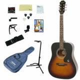 Epiphone / DR-100 VS(Vintage Sunburst) 【アコースティックギター入門14点セット】 エピフォン アコギ フォークギター 初心者 DR100 商品画像